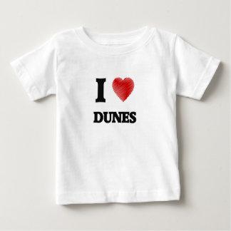 I love Dunes Baby T-Shirt