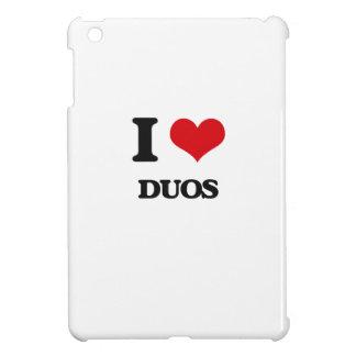 I love Duos iPad Mini Case