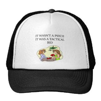 i love duplicate brige trucker hat