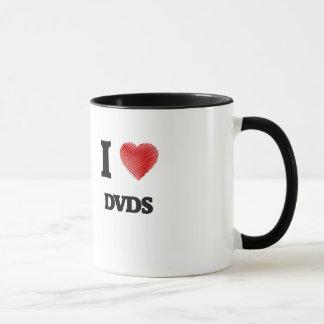 I love Dvds Mug