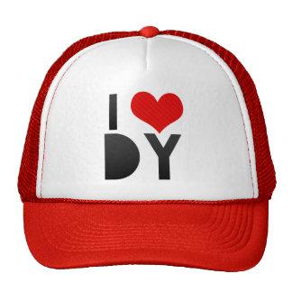I Love DY Trucker Hat