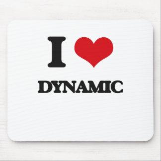I love Dynamic Mouse Pad