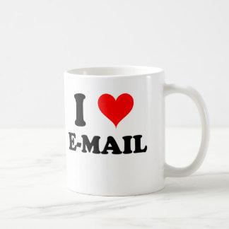 I Love E-Mail Coffee Mug