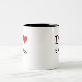 I love E-Mail Coffee Mugs