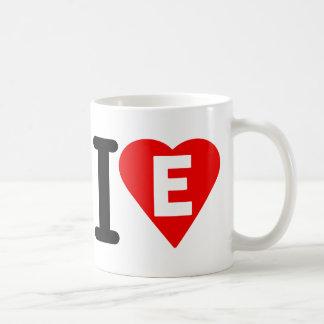 I-LOVE-E MUGS