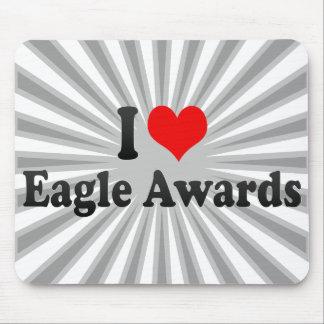I love Eagle Awards Mouse Pad