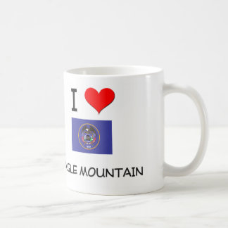 I Love Eagle Mountain Utah Coffee Mugs