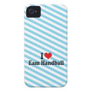 I love Eam Handball iPhone 4 Covers