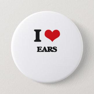 I love EARS Button
