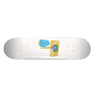 I Love Earth Skate Board Deck