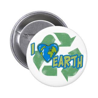 I Love Earth W button