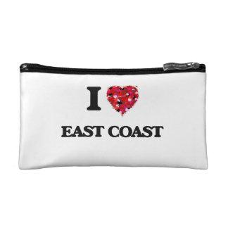 I love East Coast Makeup Bag