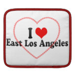 I Love East Los Angeles, United States Sleeves For iPads