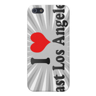 I Love East Los Angeles, United States iPhone 5 Cover