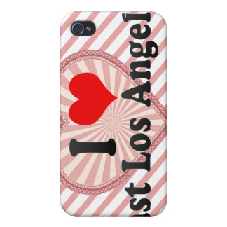 I Love East Los Angeles, United States iPhone 4/4S Cover