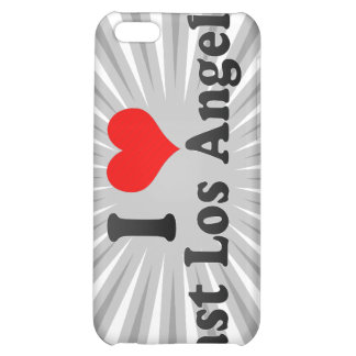 I Love East Los Angeles, United States iPhone 5C Cover