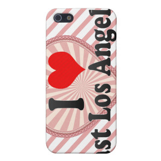 I Love East Los Angeles, United States Cover For iPhone 5