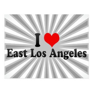 I Love East Los Angeles, United States Postcard