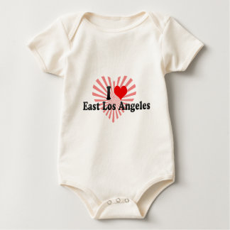 I Love East Los Angeles, United States Bodysuits