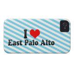 I Love East Palo Alto, United States iPhone 4 Case-Mate Case