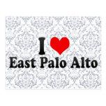 I Love East Palo Alto, United States Postcard