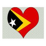 I Love East Timor Post Cards