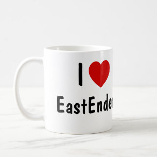 I Love EastEnders Coffee Mug