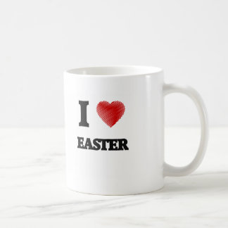 I love EASTER Coffee Mug