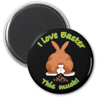 I love Easter this much Magnet