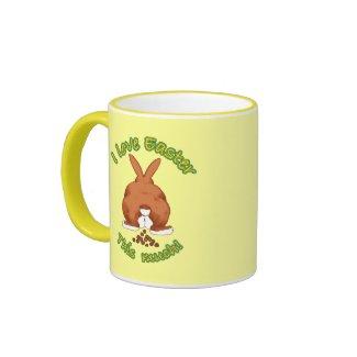 I love Easter this much Mug mug