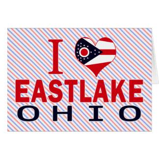 I love Eastlake, Ohio Card