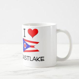 I Love Eastlake Ohio Mugs