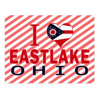 I love Eastlake, Ohio Post Card