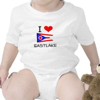 I Love Eastlake Ohio Shirts