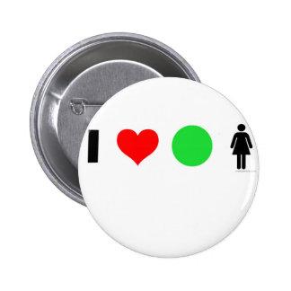 I love easy women button