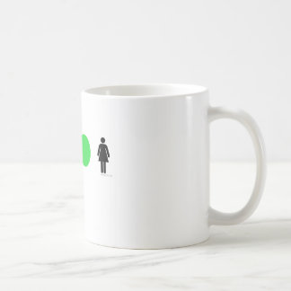 I love easy women coffee mug