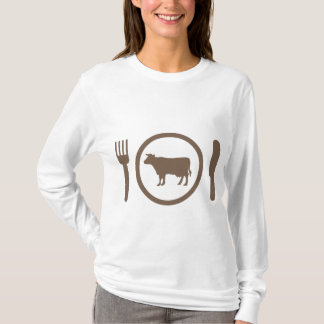 I Love Eat Cows T-Shirt