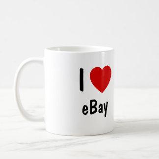 I Love eBay Coffee Mug