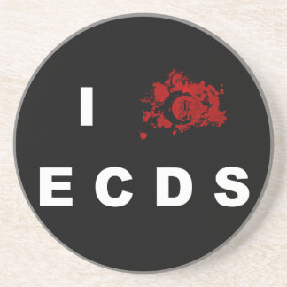 I love ECDS Coaster