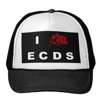 I love ECDS Hat