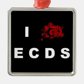 I love ECDS Premium Ornament