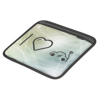 I Love Eco Electrics Sleeve For iPads