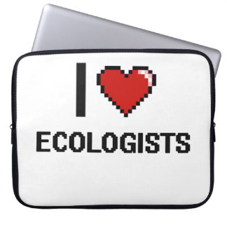 I love Ecologists Laptop Computer Sleeve