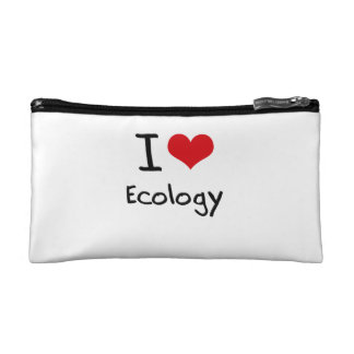 I love Ecology Cosmetics Bags