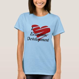 I Love Economic Development, Shirt