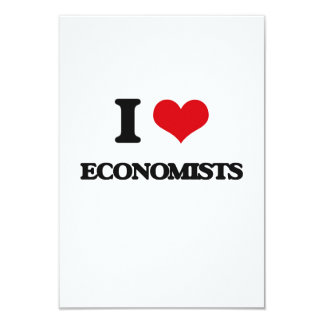 I love ECONOMISTS Personalized Announcement Cards
