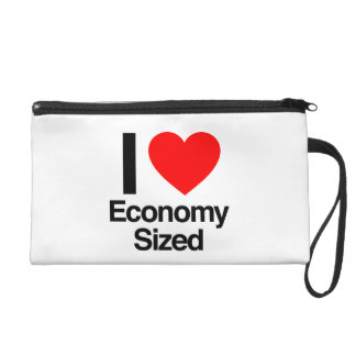 i love economy sized wristlet purses