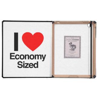 i love economy sized iPad cover