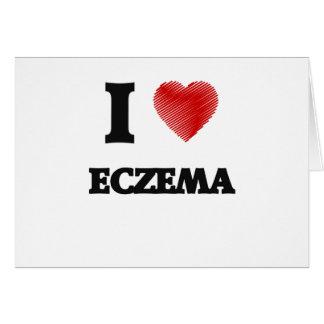 I love ECZEMA Card