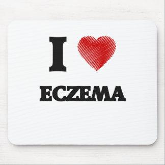 I love ECZEMA Mouse Pad